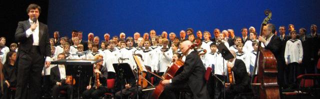 Charity im Theater an der Wien 2005