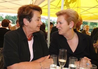 Förderer Exministerinnen Elisabeth Gehrer Maria Rauch Kallat